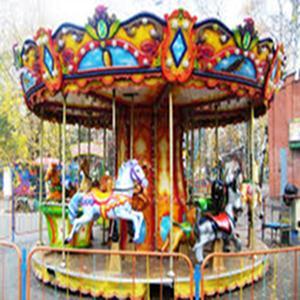 Парки культуры и отдыха Павловского Посада