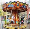 Парки культуры и отдыха в Павловском Посаде