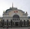 Железнодорожные вокзалы в Павловском Посаде