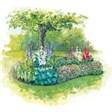 Загородный клуб Юна-Лайф - иконка «сад» в Павловском Посаде